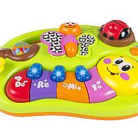 "Игрушка ""Веселое пианино"" (927), Huile Toys"