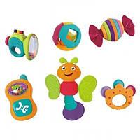 Набор погремушек, 6 шт (939A), Huile Toys