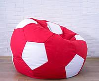 Красно белый кресло мяч из оксфорда