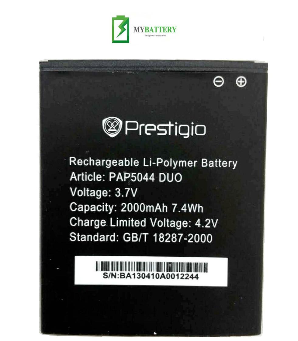 Оригинальный аккумулятор АКБ батарея Prestigio PAP5044