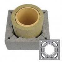 Одноходовой керамический дымоход Schiedel UNI D140 L4