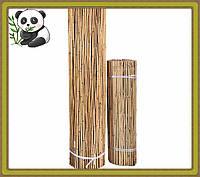 Забор бамбуковый, 1,0 х 6 м