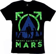 Рок футболка 30 Seconds to Mars