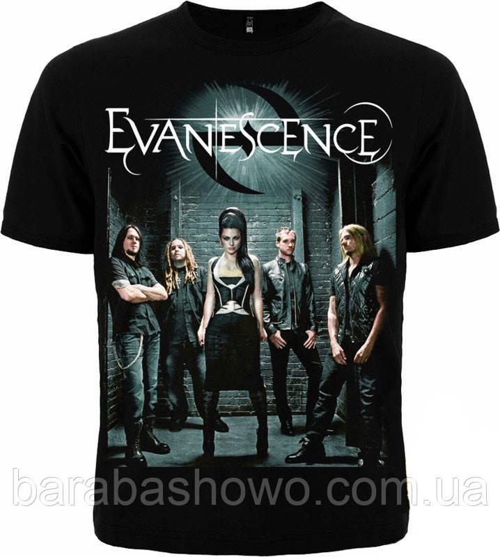 Рок футболка Evanescence
