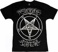 Рок футболка Satan Crew (Пентаграмма)