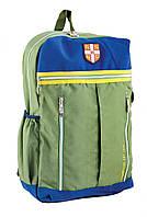 Рюкзак подростковый CA 095, зеленый, 28*45*11, фото 1