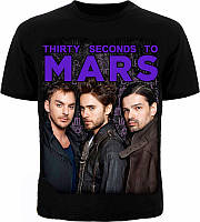 Рок футболка 30 Seconds to Mars.