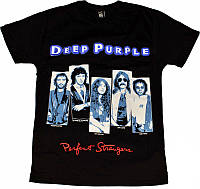 Рок футболка Deep Purple Perfect Stranger