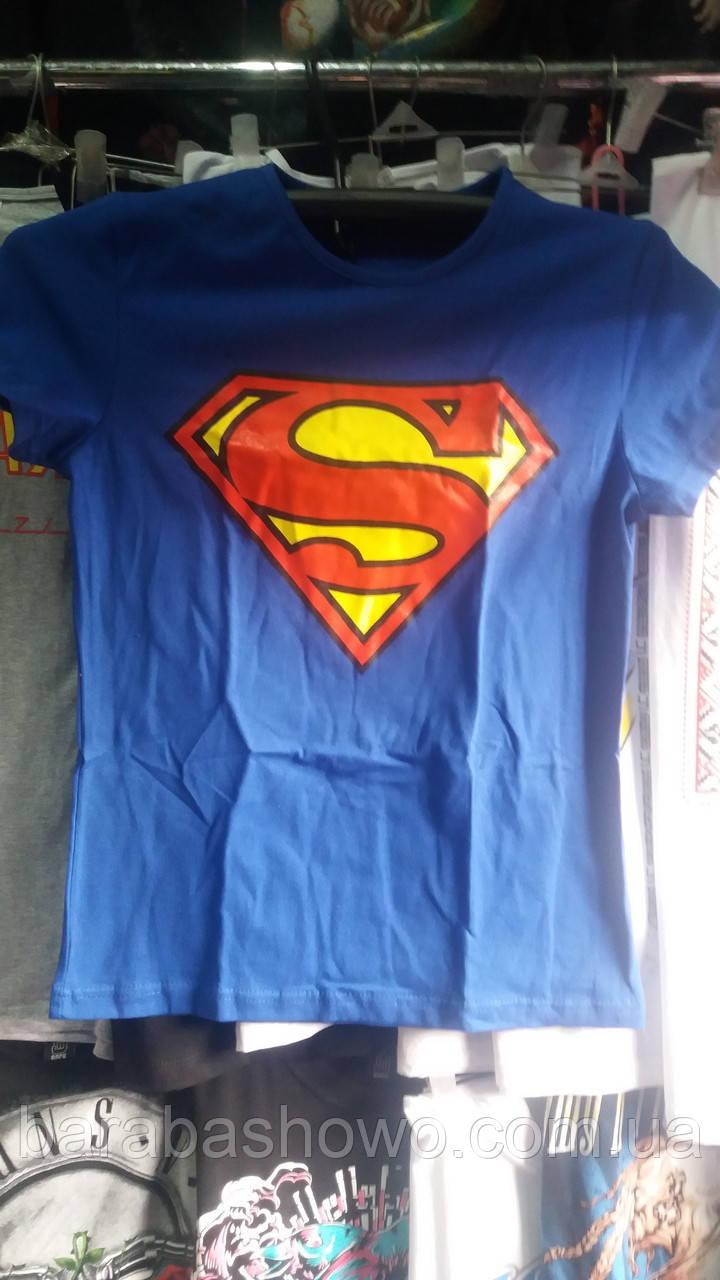 Футболка унисекс Superman