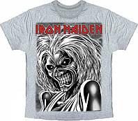 Рок футболка Iron Maiden. Killers