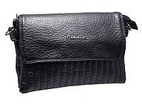 Женская черная сумочка на плечо Min Min (817)