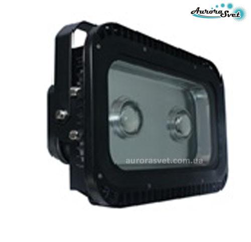Светодиодный прожектор 100w линзовый AuroraSvet. LED прожектор. Светодиодный линзовый прожектор.