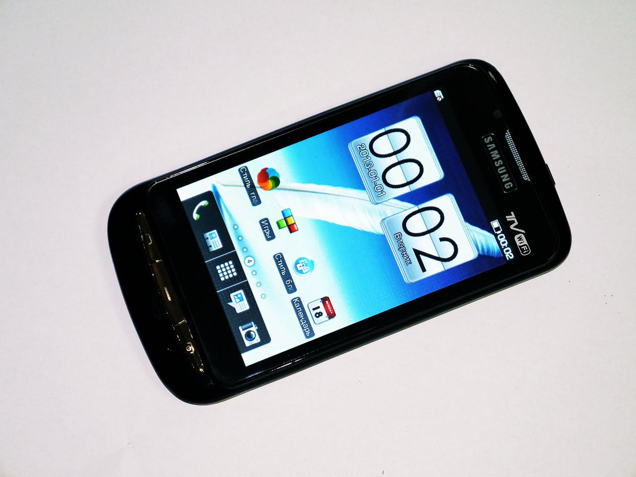 Samsung Galaxy S3 9988 - 2Sim WiFi+ TV- Метал.корпус