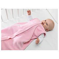 DRÖMLAND Спальный мешок, розовый