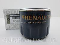 Фильтр маслянный на Рено Доккер 1.5dCi (K9K 830/K9K 838) 2012-> - Renault (Оригинал) - 8200768927