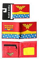 Кошелек Чудо-женщина Wonder Woman