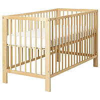 GULLIVER Детская кроватка, береза