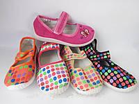 Мокасины тапочки детские в садик на девочку размер 32