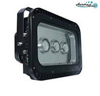 Світлодіодний прожектор 150w лінзовий AuroraSvet. LED прожектор. Прожектор лінзовий світлодіодний.