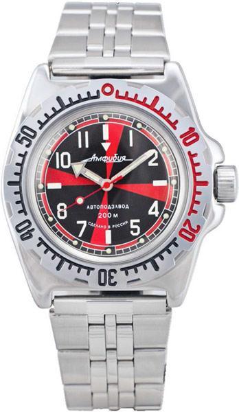 Мужские часы Восток Амфибия 110650