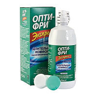 Раствор для линз для глаз Opti-Free Express 120 мл