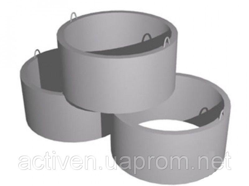Кольца колодезные КС 7.9 Ф-ПН (с дном)