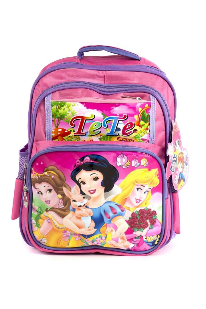 Рюкзак школьный принцессы детский рюкзак для малышей игрушка