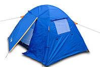 Палатка двухслойная 2-х местная Coleman 1001 (Польша) 210x150x135 см. Суперцена!