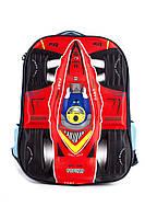 Рюкзак школьный 3D для мальчика 1-4 класс