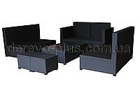 Комплект мебели из техноротанга  арт.01-3235