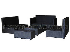 Комплект мебели из техноротанга  арт.01-3235, фото 2