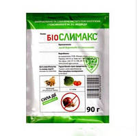 Приманка для борьбы с улитками и слизнями Биослимакс