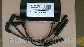 Tesla T711B Высоковольтные провода  Daewoo-Chevrolet Lanos 1.6 SX, Nubira 1.6 SX