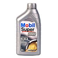 Синтетическое моторное масло  Mobil SUP 3000 F-LD 0W30 GSP 1L