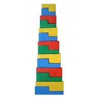 Пирамидка деревянная
