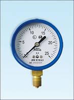 Манометр кислородный ДМ 05063-25МПа