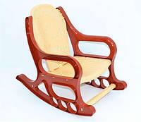 """Кресло-качалка /детское/ (10) - цвет коричневый """"K-PLAST"""""""