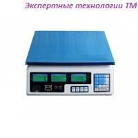 Торговые электронные весы ACS 40 A.R  до 40 кг