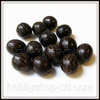 Бусины-орехи Кукуи 2-3 см (20 шт)