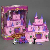Замок SG 2931 (18) музыка, свет, на батарейке, в коробке