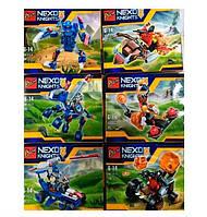 """Конструктор """"NN"""" 111-1-8 (180/2) 6 видов, в коробке"""