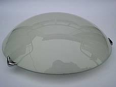 Потолочный круглый накладной светильник диаметр 25 см Муран одно ламповый, фото 2