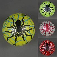 Мяч детский резиновый 772-448 (400) 4 цвета, 60гр, размер №9