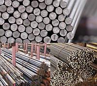 Круг калиброванный стальной  Ст. 20, 35, 45, 40Х калибровка ф 6 мм (h11, h9)