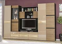 Мебель-Сервис  гостиная Гламур 1980х3000х570мм