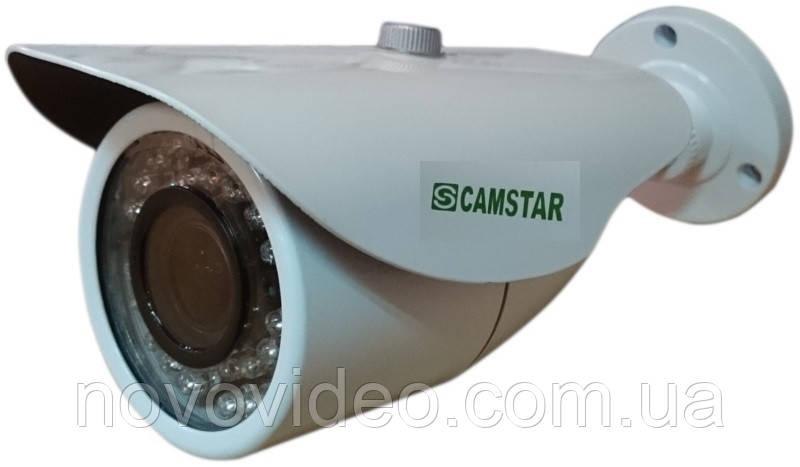 Внешняя hd cvi камера 2 Мп CAM-207Q8 (2.8-12) CVI