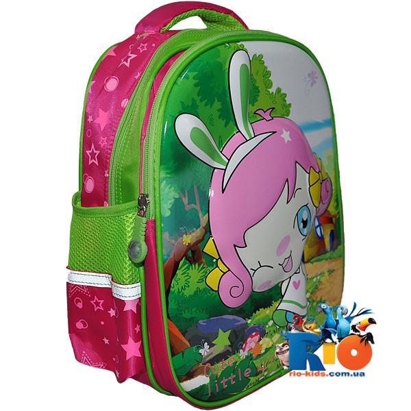 96e7b54a5ccf Удобный школьный рюкзак Sweet Life 5104-13 , водонепроницаемый , для  девочек . (3 расцветки)(мин.заказ-1 ед.)