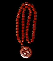 Ожерелье турманиевое Nuga Best , ожерелье М-04