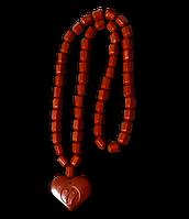 Ожерелье турманиевое Nuga Best , ожерелье М-07