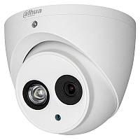 Купольная антивандальная камера DH-HAC-HDW1200EMP-A (3.6 мм)